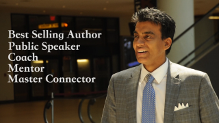 Murali: Keynote Speaker, Connector